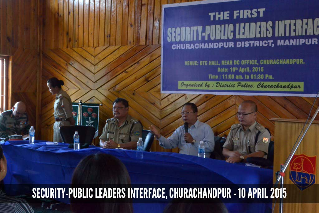 The First Secuirty-Public Leaders Interface