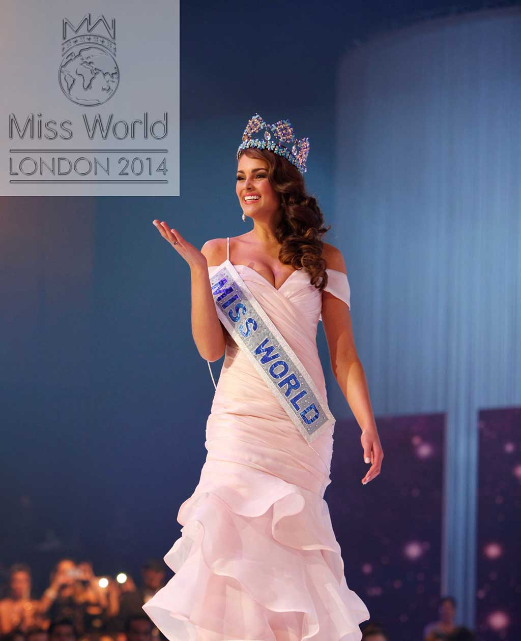 Miss South Africa Rolene Strauss is Miss World 2014