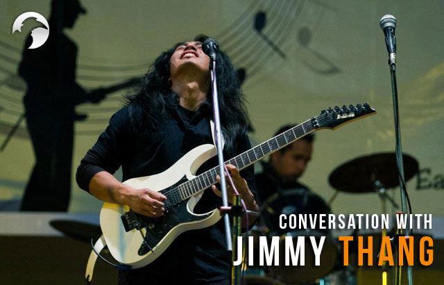 Interview | Conversation with Jimmy Thang